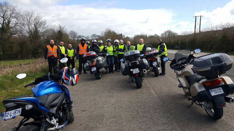 "RoSPA Munster Riders ""Open Day"" Success"